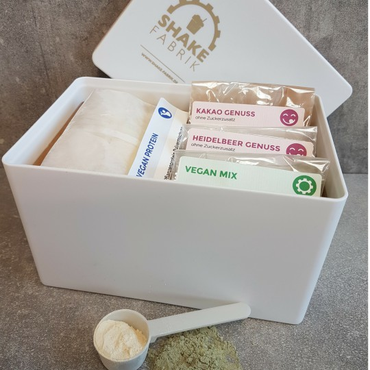 Vegan Protein Box