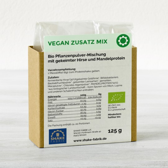 Vegan Mix bio