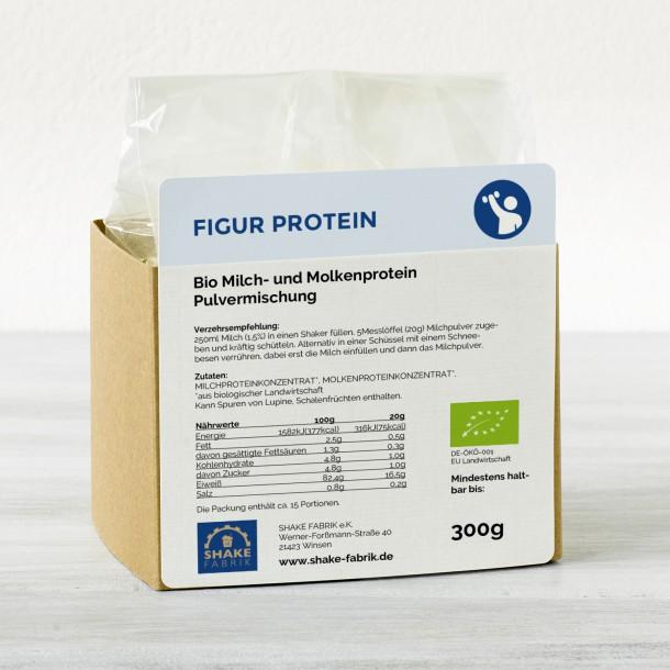 Figur Protein bio natur