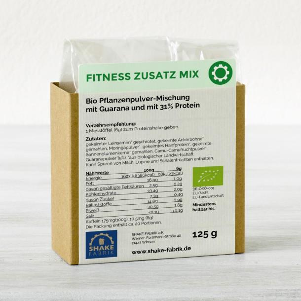 Fitness Mix bio