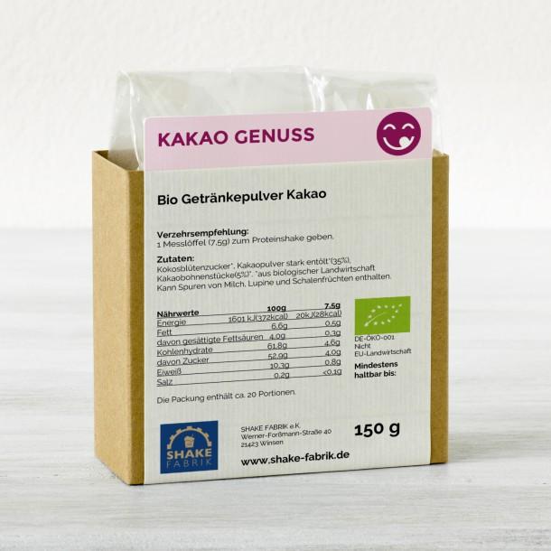 Kakao Genuss bio